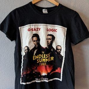G-Eazy and Logic Band Tee